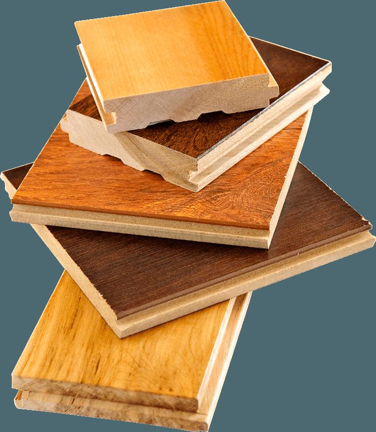Pre Finished Hardwood Floor Samples