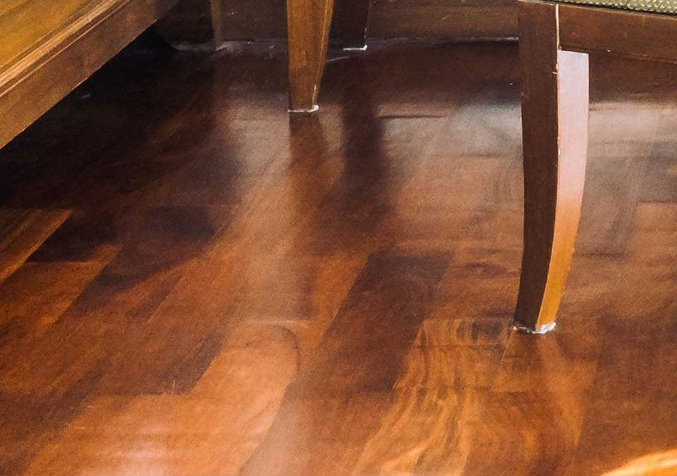 Pre-Finished Hardwood Floors